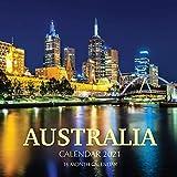 Australia Calendar 2021: 16 Month Calendar