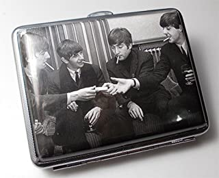 vintage beatles wallet
