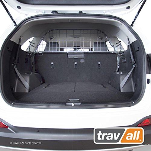 Travall Guard TDG1555 – Grille de séparation avec revêtement en Poudre de Nylon