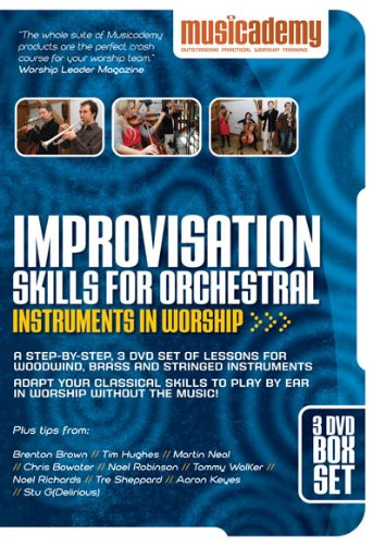 Improvisation Skills for Orchest...