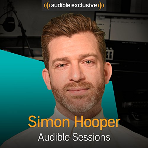 Simon Hooper audiobook cover art