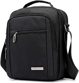 BeniNew men's business shoulder bag waterproof diagonal bag handbag multi-purpose male bag briefcase