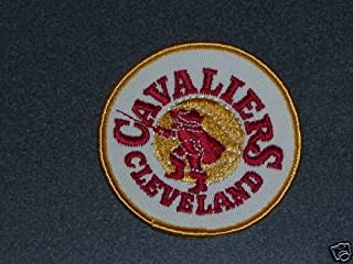 ORIGINAL 1971 CLEVELAND CAVALIERS CAVS BASKETBALL NBA TEAM PATCH