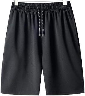 FSSE Mens Beach Quick Dry Plus Size Running Shorts Sweatpants