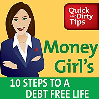 Money Girl's 10 Steps to a Debt Free Life audiobook cover art