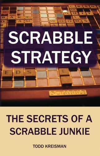 Scrabble Strategy: The Secrets of a Scrabble Junkie (English Edition) eBook: Kreisman, Todd, Loxley, Richard: Amazon.es: Tienda Kindle