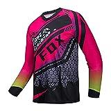 2021 Equipo Fox MTB Jersey Downhill Camiseta De Motocross Enduro Maillot Hombre Cycling Jersey Men Bike Shirts-3Xl