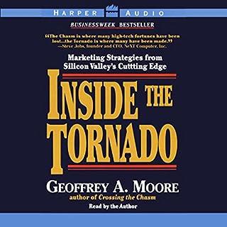 Inside the Tornado audiobook cover art