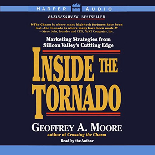 Inside the Tornado audiobook cover art
