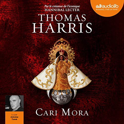 Cari Mora audiobook cover art
