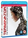 Terminator - The Sarah Connor Chronicles: Seasons 1 And 2 [Edizione: Regno Unito] [Reino Unido] [Blu-ray]