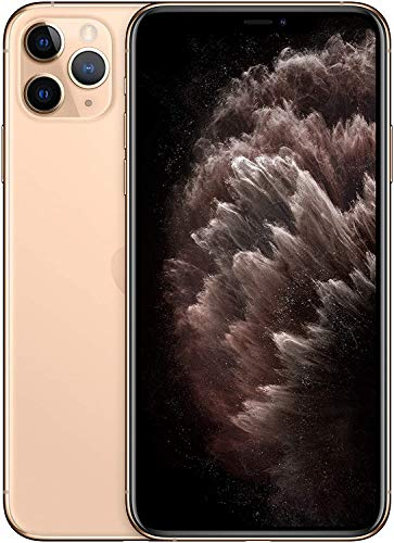 Apple iPhone 11 Pro Max, 64GB, Gold - Fully Unlocked (Renewed). Buy it now for 734.99