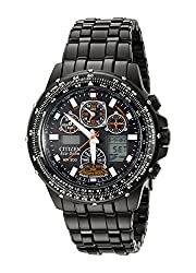"Citizen Men's JY0005-50E ""Eco-Drive Skyhawk A-T"" Stainless Steel Watch Reviews"