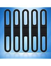 Pasek rowerowy bandaż – 5 szt./zestaw elastycznej żywicy silikonowej wielofunkcyjna do telefonu komórkowego, nawigacji, czajnika bandaża latarka uchwyt