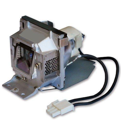 Alda PQ-Premium, Beamerlampe / Ersatzlampe für BENQ MP515 Projektoren, Lampe mit Gehäuse