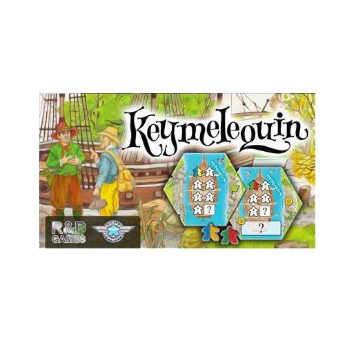 Huch & Friends 400227 - Erweiterung für Spiel Keyflower - Keymelequin