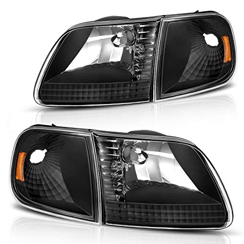 01 ford f150 headlights - 1