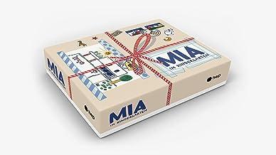 MIA im Kindergarten – Spielebox für Lehrpersonen: Box mit Kartenset, Kopiervorlagen, aufstellbares Falt-Wimmelbild