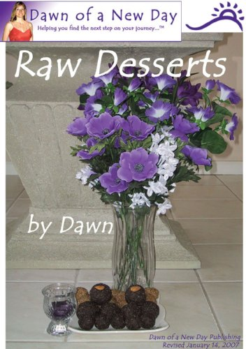 For Sale! Dawn of a New Day Raw Desserts