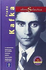 Franz Kafka par  Franz Kafka
