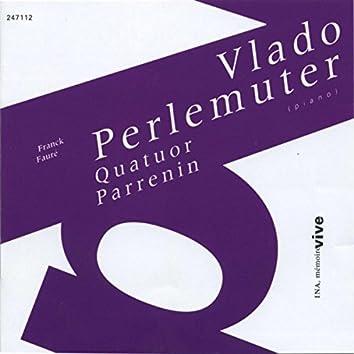 Franck: Quintette pour piano & chordes in F Minor, Op. 14 - Fauré: Quintette pour piano & chordes No. 2 in C Minor, Op. 115