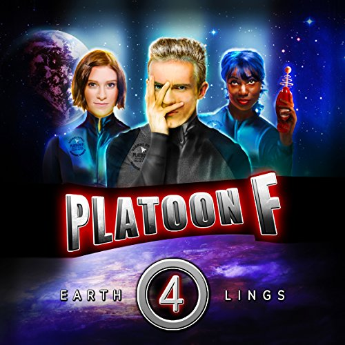 Earthlings     Platoon F, Book 4              By:                                                                                                                                 John P. Logsdon,                                                                                        Christopher P. Young                               Narrated by:                                                                                                                                 John P. Logsdon                      Length: 2 hrs and 11 mins     2 ratings     Overall 5.0