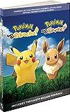Pokémon - Let's Go, Pikachu/Eevee!: Official Trainer's Guide & Pokédex - Official European English Version - Pokemon Company International