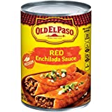 Old El Paso Enchilada Sauce, Medium, Red, 12 Cans, 10 oz