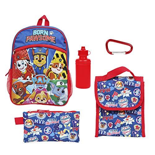 Paw Patrol Pawsome Blue Back to School Essentials Set for Kids