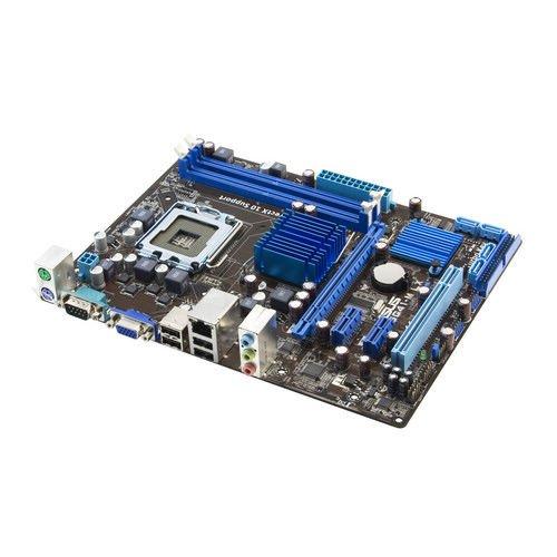 ASUS P5G41-M LX Intel G41 LGA 775 (Socket T) ATX - Motherboards (DDR2-SDRAM, DIMM, 667,800,1066 MHz, Dual, 8 GB, Intel)