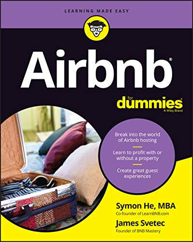 Real Estate Investing Books! - Airbnb For Dummies