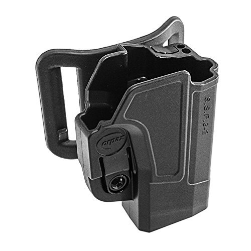 Orpaz G19 Holster Compatible with Glock 19 Holster, Right-Hand Modular OWB Holster