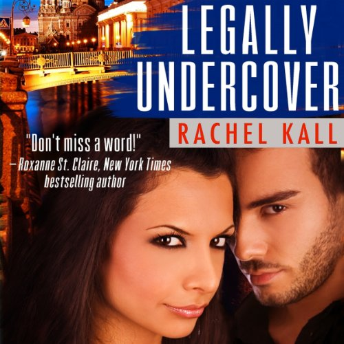 Legally Undercover audiobook cover art