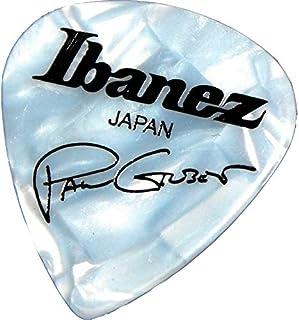 Paul Gilbert Ibanez púa 1000PG-PW-1,00 mm blanco perlado