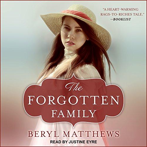 The Forgotten Family audiobook cover art