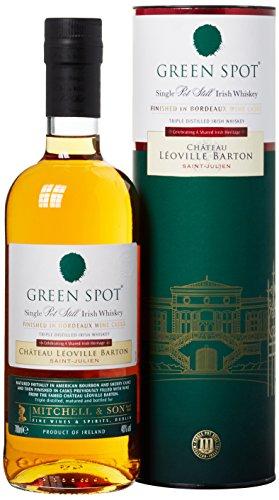 Green Spot Château Léoville Barton mit Geschenkverpackung Whisky (1 x 0.7 l)