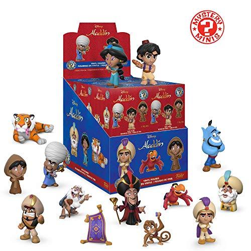 Funko 35764, Figurina Disney Aladdin, Multicolore, Modello assortito, 1 pezzo