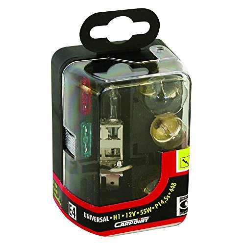 Carpoint 0725008 Lampes pour Voiture H1 Standard
