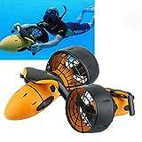 Scuba Sea Scooter, Dive Series Unterwassermaschinen, Wassersporttauchboot, 300 W mit 6 km/h Geschwindigkeit, Pool, See und Meer, Schwimmen, Surfen