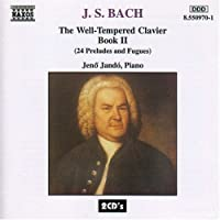 Bach: Well-Tempered Clavier Book 2 (1994-10-04)