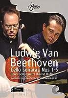 Ludwig Van Beethoven Cello sonatas Nos 1-5