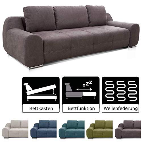Big Sofa mit Schlaffunktion
