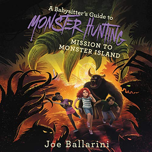 Mission to Monster Island cover art