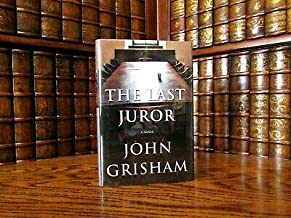 John Grisham, The Last Juror, SIGNED, Hardcover, First Edition First Printing