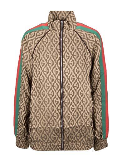 Luxury Fashion | Gucci Dames 596002XJBUT2100 Beige Acetaat Jassen | Herfst-winter 19