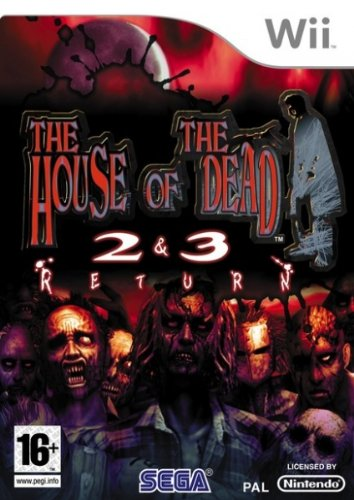 SEGA The House of the Dead 2 & 3 Return, Wii - Juego (Wii)