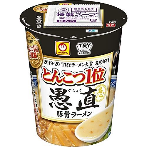 東洋水産 愚直 豚骨ラーメン 108g ×12個
