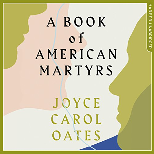 A Book of American Martyrs audiobook cover art