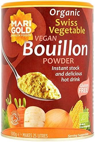 2 x 6 x 500g Bouillon Powder Marigold