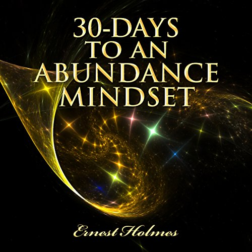 30 Days to an Abundance Mindset audiobook cover art
